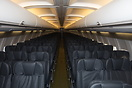 The very nice cabin of first Boeing 737 for Cello Aviation