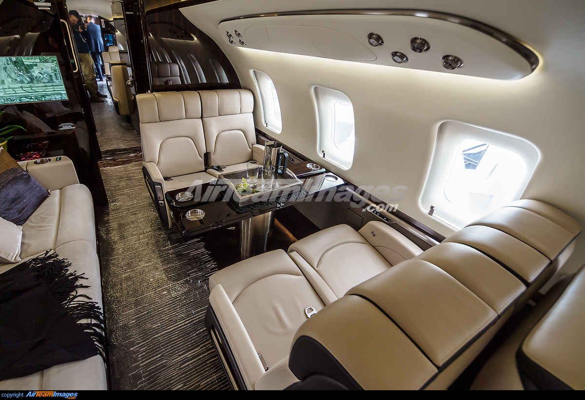 Bombardier Challenger 650 Large Preview Airteamimages Com