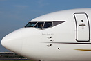 The first Boeing 737 for Cello Aviation has been named Nazar Singh Gil...