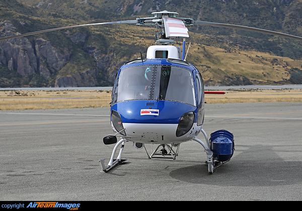 Eurocopter AS-350B-2 Ecureuil