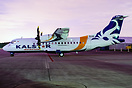 First ATR 42-500 for Kal Star Aviation from Indonesia.