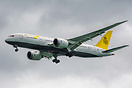 New Special decal celebrating 40th anniversary of Royal Brunei Airline...