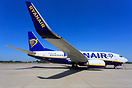 First 700 serie for Ryanair - For crew training - Paintjob by MAAS Avi...