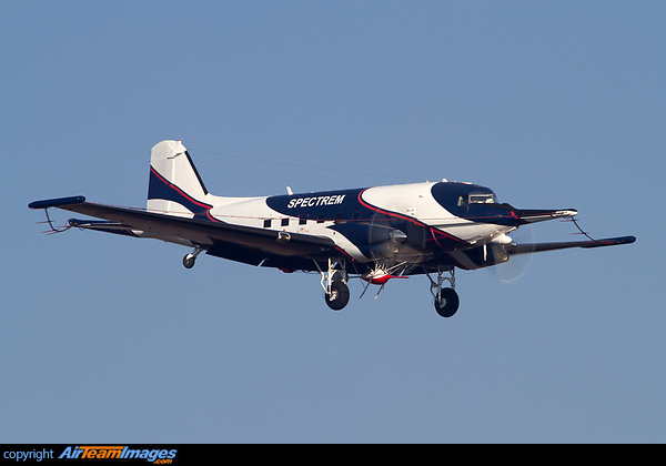 Basler BT-67 Turbo-67 (DC-3)