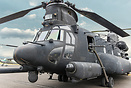 This MH-47G Chinook belongs to US Army 160th special ops