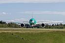 Cathay Pacific Boeing 777-300 - cn 41764 / ln 1304 B-KQY head on shot ...