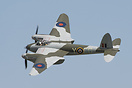 De Havilland DH-98 Mosquito ZK-MOS is now owned by the Military Aviati...