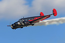 This Beech 18 is piloted by Matt Younkin on the airshow circuit around...