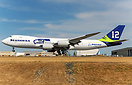 Boeing's latest 2015 Seattle Seahawks livery airplane is a part of Boe...