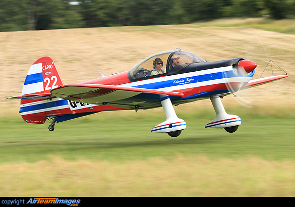 Mudry CAP-10B (G-DAVM) Aircraft Pictures & Photos ...