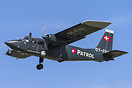 New surveillance and patrol aircraft for Danish Air Force Home Guard w...