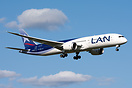 First service of LAN 787-9 type to New Zealand and Australia route. Re...