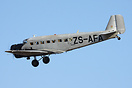 After 6 years on the ground, the South African Airways Historic Flight...