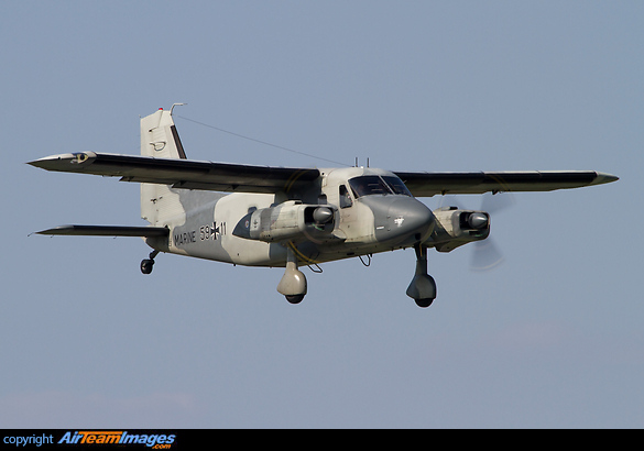 Dornier Do-28D-2 Skyservant