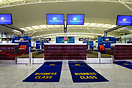 Vietnam Airlines check in counters
