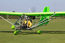 The AEROLiTE 120 is a motorised, single-seater, three axis microlight ...