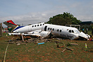 Crashed after take off from Durban International Airport. 3 on board w...