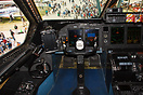 """Spirit of Normandy"" left seat pilot's view.  The C-5M is an upgraded ..."