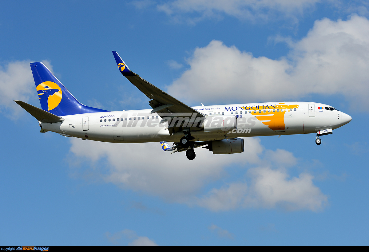 Boeing 737-8SH - Large Preview - AirTeamImages.com