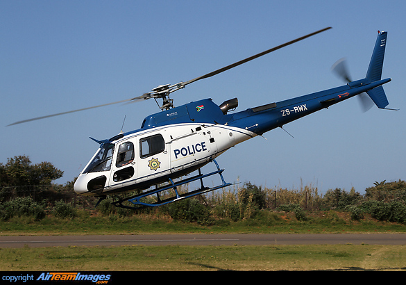Eurocopter AS-350B-3 Ecureuil