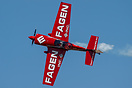 Air show performer Greg Poe, shown here at the Hill AFB Open House.  P...
