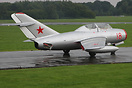 Polish built version of the MiG-15UTI - SBLim-2, of the Flyvapnets His...