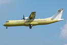 New arrival to Alenia for conversion to ATR 72MP-Maritime Patrol