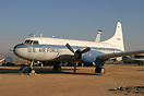 Convair C-131D Samaritan,  which was a military transport version of t...