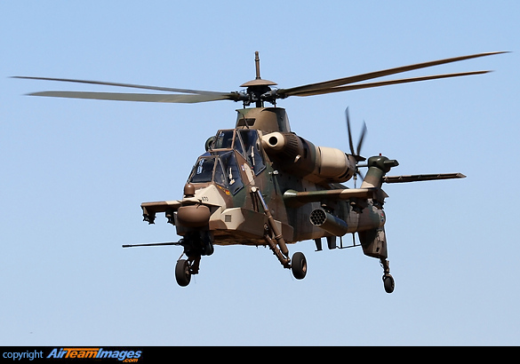 Denel AH2A Rooivalk 670 Aircraft Pictures Amp Photos  AirTeamImages