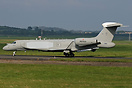 Gulfstream N849GA is the first of two G550AEW aircraft for the Italian...