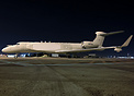 First G550AEW for the Italian Air Force on delivery KSAV-EINN-LLBG