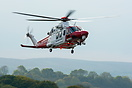 The St Athan Search and Rescue Helicopter Service started operating on...
