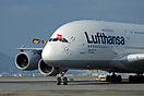 Lufthansa have changed to operating the Airbus A380 (previously B747-8...