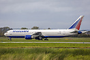One of the many ex Transaero Airlines aircraft which are now in storag...