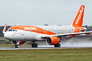 """20 Years"" logo applied, as easyJet celebrate 20 years as an airline"