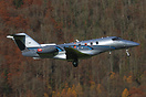 The second prototype of the Pilatus PC-24 is seen here departing runwa...