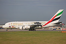 Emirates 2nd 'United For Wildlife' special paint scheme applied to Air...