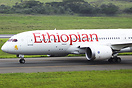 This first Ethiopian Airlines revenue flight from Addis Ababa to Durba...