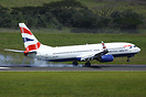 BA Comair's freshly painted 737-800. This aircraft was previously in K...