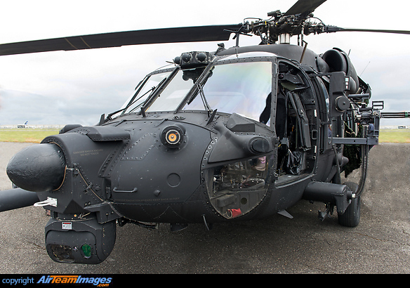 Sikorsky MH-60M Black Hawk