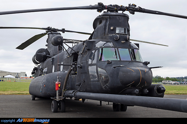 Boeing MH-47 Chinook