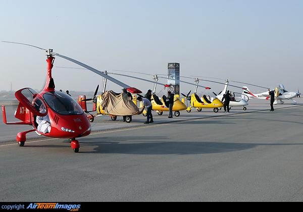 AutoGyro Cavalon (A7-UFF) Aircraft Pictures & Photos