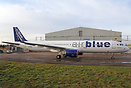 Fresh out of Airbourne Colours is this A321 for Pakistan carrier AirBl...