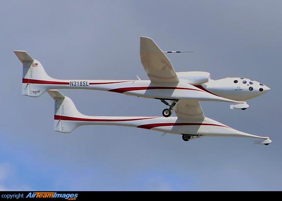 Scaled Composites White Knight