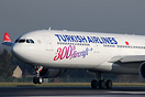 Turkish Airlines has added its 300th aircraft to its fleet on 04/02/20...