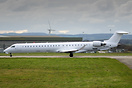 ES-ACC is one of several ex-Estonian Air CRJ-900s to visit East Midlan...