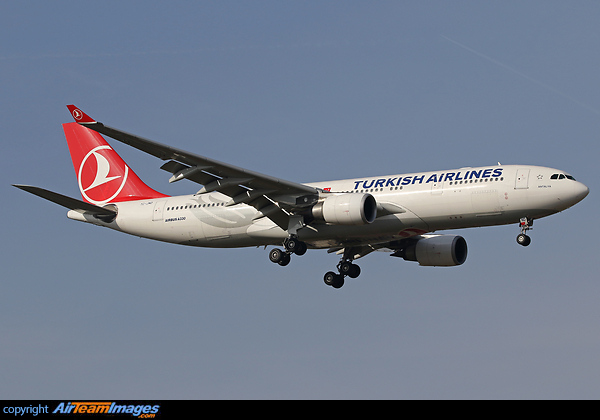 Airbus A330-203