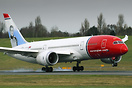 Norwegian's 787s are visiting Birmingham for maintenance by Monarch En...