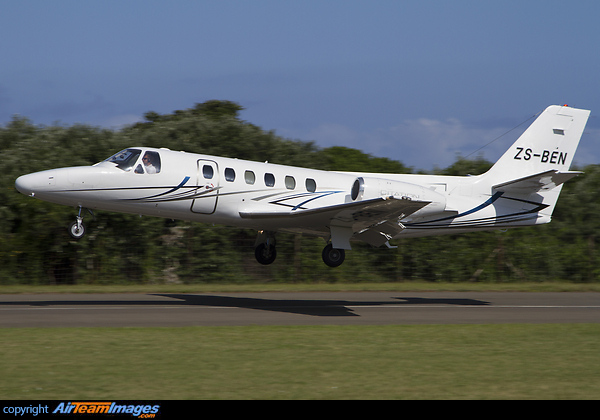 Cessna S550 Citation S/II