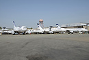 Iran Air Aircraft Storage